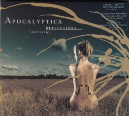 Apocalyptica Reflections Revised, Universal europe, CD/DVD