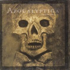 Apocalyptica Cult, Universal, Mercury europe, CD Promo