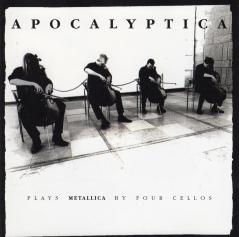 Apocalyptica Plays Metallica by four cellos, Mercury, Zen Garden finland, CD