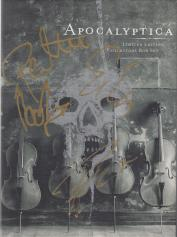 Apocalyptica Cult, Universal europe, Box set