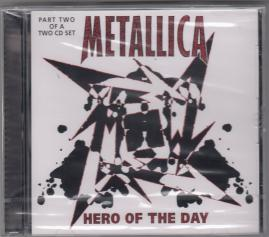 Metallica Hero Of The Day, Polygram/Vertigo South Korea, Maxi
