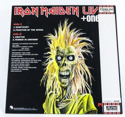 Iron Maiden Live!! + One, EMI japan, EP