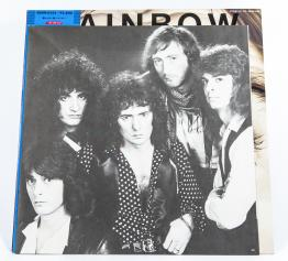 Rainbow Straight Between The Eyes, Polydor japan, LP