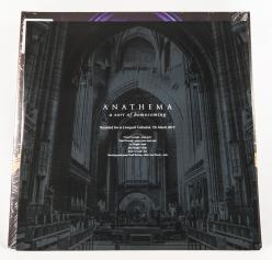 Anathema A Sort Of Homecoming, Kscope united kingdom, LP