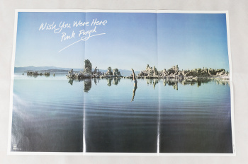 Pink Floyd Wish You Were Here, CBS/Sony japan, LP