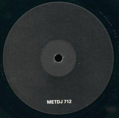 "Metallica Enter Sandman, Vertigo united kingdom, 12"" Promo"