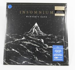 Insomnium Winter's Gate, Century Media finland, LP blue